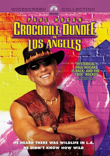Crocodile Dundee In Los Angeles (Crocodile Dundee 3 compare prices)
