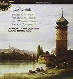 Dvorak: Music for Violin & Pia