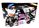 AUTOGRAPHED 2015 Dale Earnhardt Jr. #88 AMP Energy Racing PINK PASSION FRUIT (Hendrick Motorsports) Signed Lionel 1/24 NASCAR Diecast Car with COA (#0568 of only 1,717 produced!)