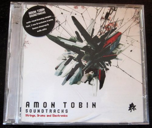 Amon Tobin - Soundtracks (Strings, Drums And Electronics) Cd / Cd-Rom (2007)