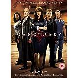 Sanctuary - Season 2 [DVD]by Amanda Tapping
