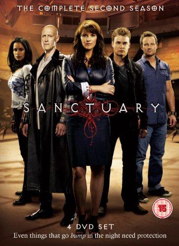 Sanctuary - Season 2 [DVD]