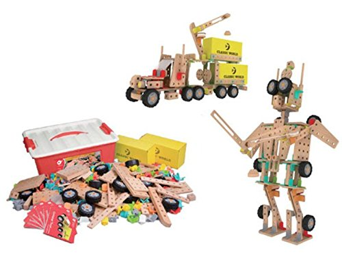 Holz Kunststoff Material Konstruktionsmaterial 500 tlg.