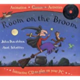 Room on the Broom Book and Interactive CDby Julia Donaldson