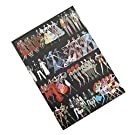 V&A Fashion A4 Notebook by Lesley Barnes||EVAEX