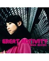GREAT ACTIVITY(2007年限定製造盤)(DVD付)