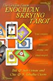 img - for The Golden Dawn Enochian Skrying Tarot: Your Complete System for Divination, Skrying and Ritual Magick by Bill Genaw (2004-01-08) book / textbook / text book