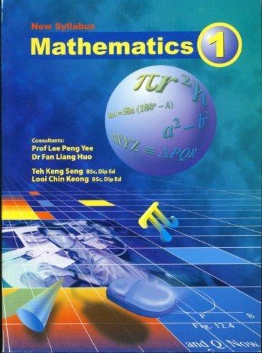 New Syllabus Mathematics, No. 1
