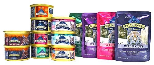 Cat Food Sampler Amazon