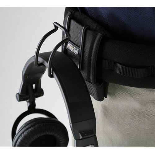 Think Tank Multimedia Headphone Hook For Multimedia Wired Up Collection