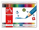 Caran dAche Fancolor Color Pencils, 30 Colors