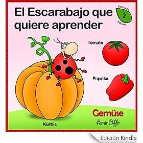 Diccionario Para Niños: Verduras (Español para los Niños nº 2)