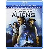 Cowboys & Aliens (Blu-Ray+Dvd+Digital Copy)di Daniel Craig