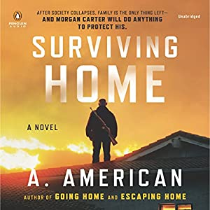 Surviving Home Audiobook