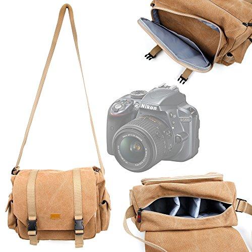 duragadget-brown-canvas-carry-bag-for-nikon-d3300-d4s-d610-d5300-with-multiple-adjustable-storage-co
