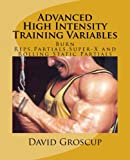 Advanced High Intensity Training Variables