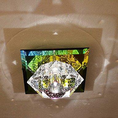 20w lumiššre moderne mur de cristal avec 1 lumiššre avec base de l'ampoule G4