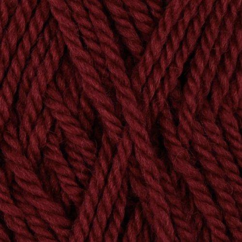 Patons Classic Wool Yarn (00208) Burgundy