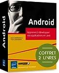 Android - Coffret de 2 livres : Appre...