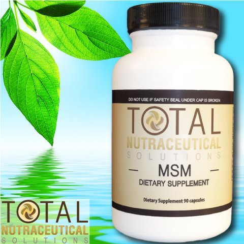 Tns Msm - All Natural Dietary Supplement