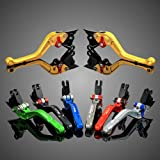V-Trec Brake + Clutch Lever Set short / long MV Agusta F4 1000 04-14