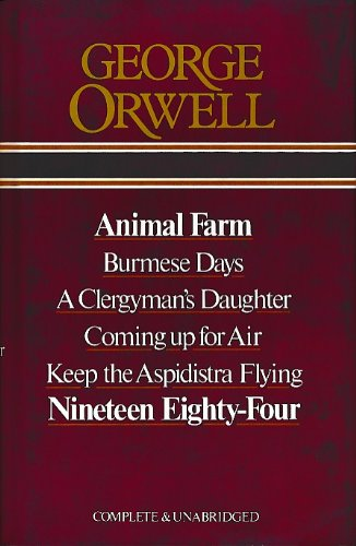George orwell nineteen eighty four essay