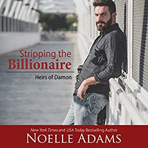 Stripping the Billionaire Audiobook