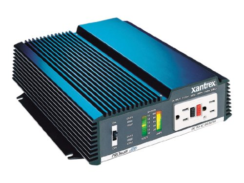 Xantrex Statpower Prowatt 800 24V - 24V Hw, 800W Output With Gfci Outlet And Remote Switch