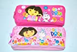 2 Pcs Set Dora Pencil Case