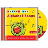 Alphabet Songs (Letterland)by Fiona Pritchard