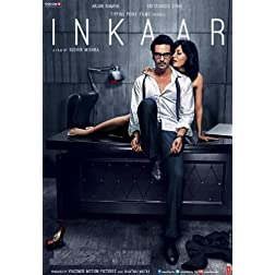 Inkaar (Hindi Movie / Bollywood Film / Indian Cinema - DVD)  2013