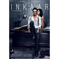 Inkaar (Hindi Movie / Bollywood Film / Indian Cinema - DVD)  2013