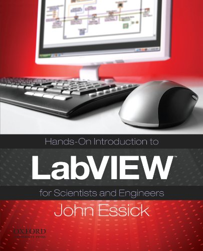 Hands-On Introduction to LabVIEW for Scientists and...