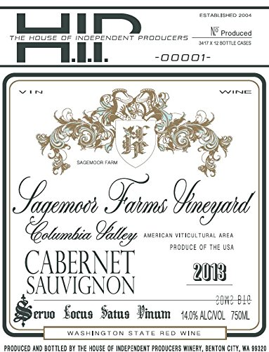 2013 House Of Independent Producers Cabernet Sauvignon 750 Ml