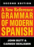 img - for A New Reference Grammar of Modern Spanish, Second Edition book / textbook / text book