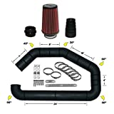 Airaid 101-401 UBI (U-Build-It) Intake Kit with Dry filter