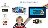 Smartab STJR76BL 7'' Kids Tablet With Preloaded Disney Apps, Games & Books, Android 4.4 Kitkat, 1 YEAR WARRANTY