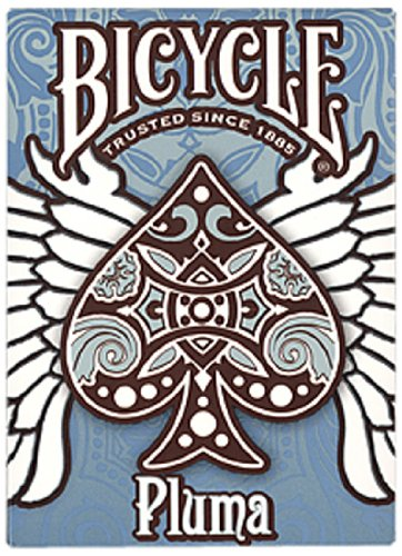 Bicycle Pluma Playing Cards - 1