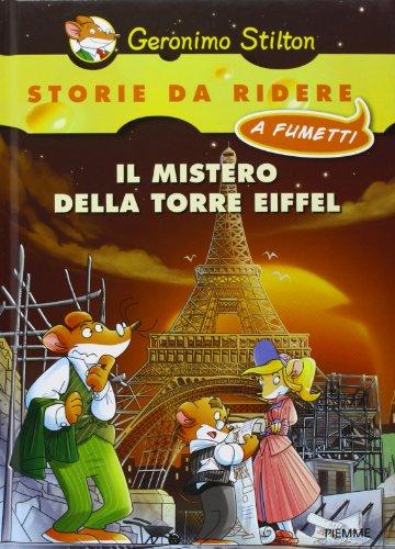 Il mistero della torre Eiffel PDF