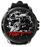 New Custom Printed New Daihatsu taft diesel 4x4 Offroad Custom Watch Alloy Stainless-steel with Rubber Band