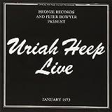 Live 1973 By Uriah Heep (2008-03-03)