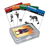 FitDeck Superman Exercise Playing Card