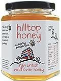 Hilltop Honey Raw British Wildflower 340 g
