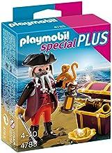 Comprar Playmobil Especiales Plus - Pirata con cofre del tesoro (4783)