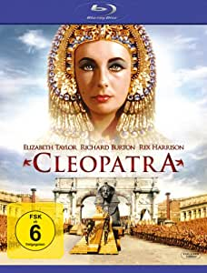 Cleopatra [Alemania] [Blu-ray]
