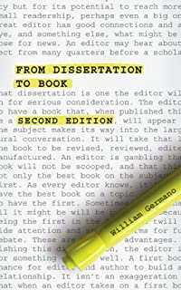 Dissertation into a book