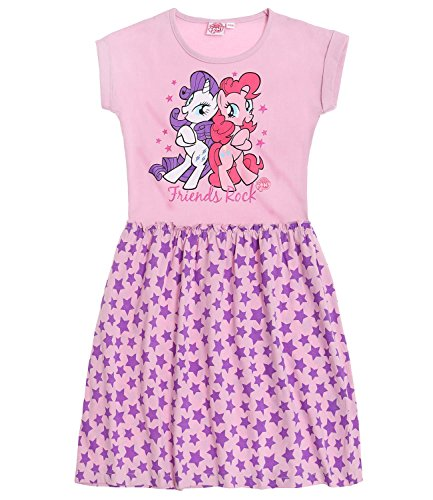 My Little Pony Dress - purple - 6 yrs