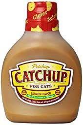 Catchup Nutritional Condiment Edible Treat for Cats
