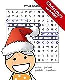 Happy Grandmas Word Search Books: Christmas Words