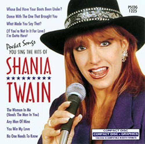 Hits Of Shania Twain (Karaoke)